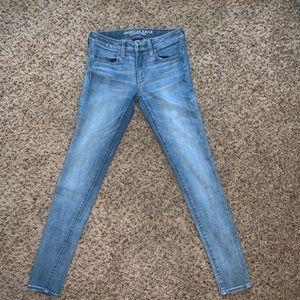 American eagle jeans-light wash